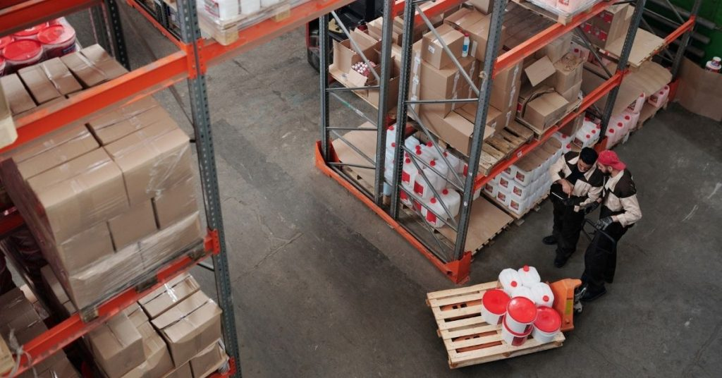 inventory receiving