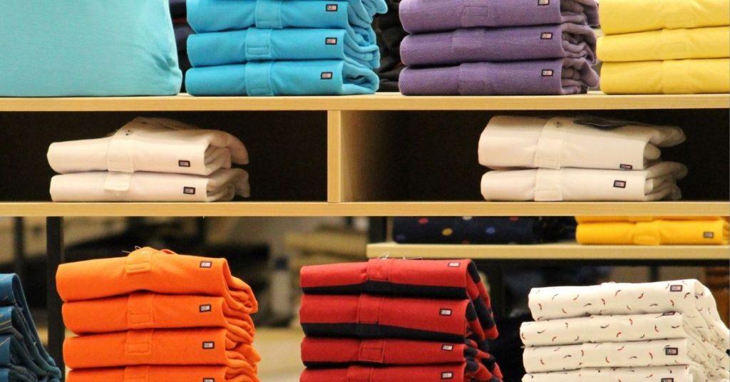 inventory shelving