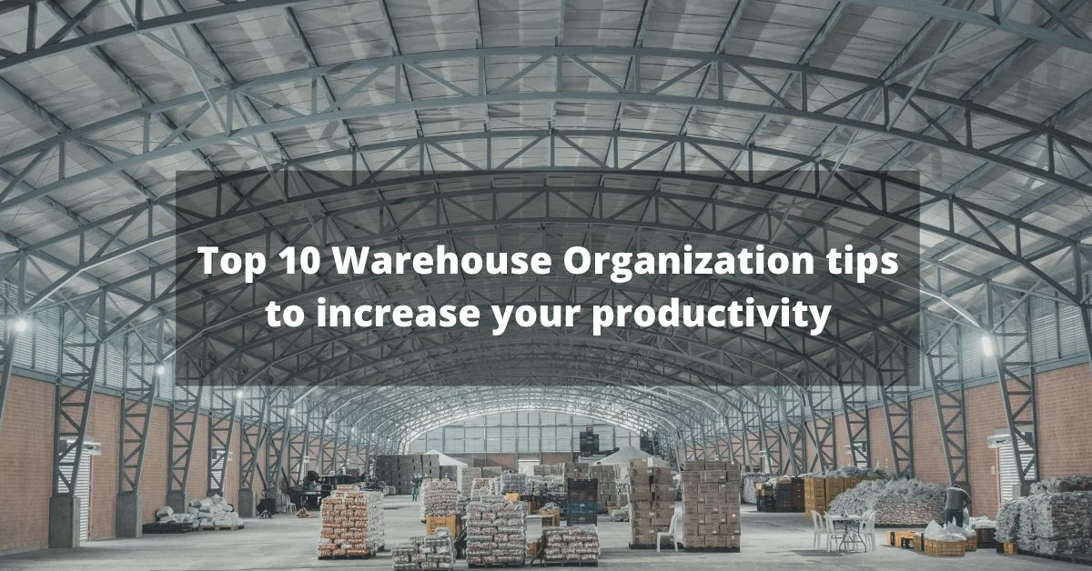 Warehouse Organization tips