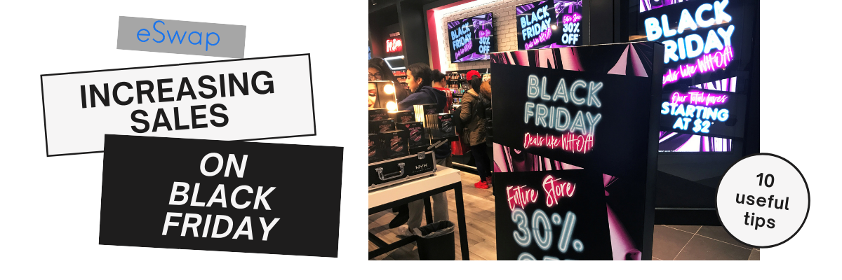How to Increase Sales on Black Friday