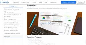 dropshipping reporting