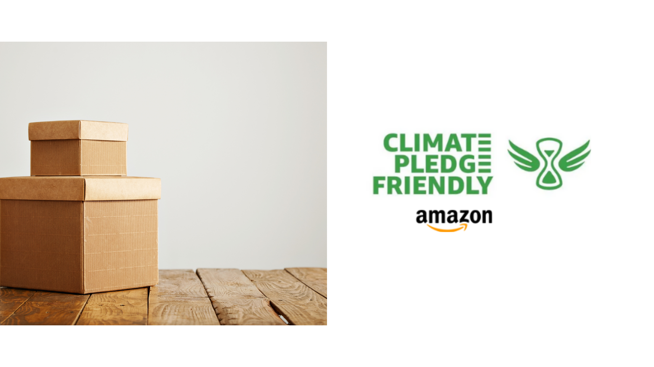 climate pledge friendly amazon