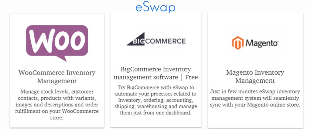 Shopify alternative integrations