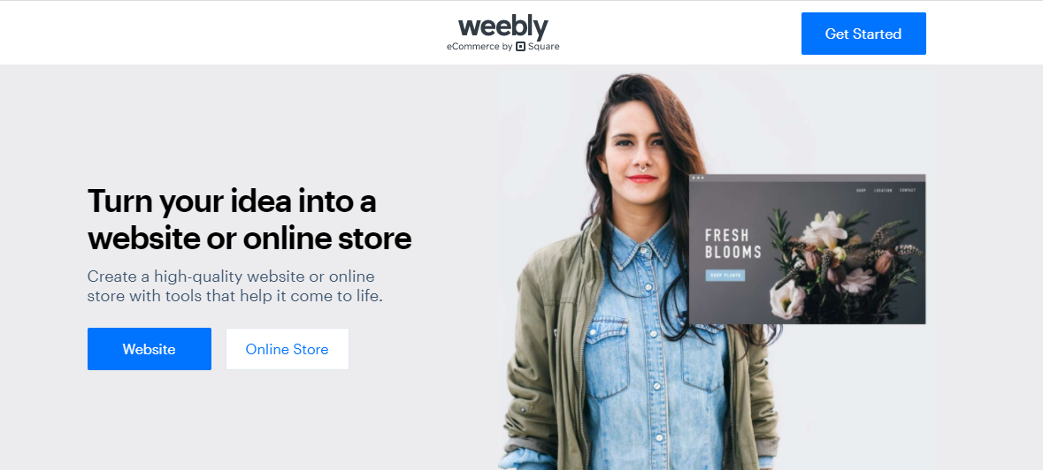 Weebly eCommerce platforms